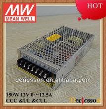 MEANWELL UL12V Power Supply 150W NES-150-12