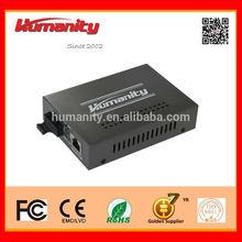 HM-T100 Humanity 100M Fiber Media Converter