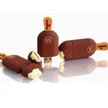 Chocolate icecream pen drive