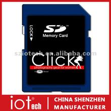 Factory Custom OEM Branding SD Memory Card