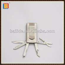 7 in 1 Functional Knife With Clip For Promotion Marketing
