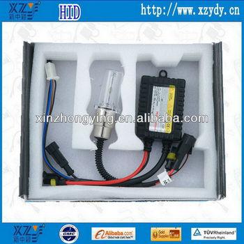 Cheap Price Slim Ballast Motorcycle HID Kits XZY-601