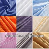 dyed bedding stripe fabric