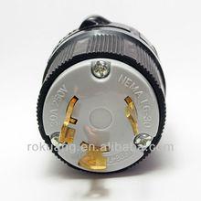 NEMA L6-30 industry plug