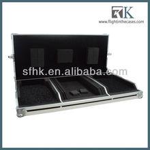 "KAMKASE 2 x Decks & DJ M600 (12"") Mixer Flight case"