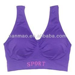 2014 Women's Sport Bras Shapewear Seamless Yoga/ lady sport very