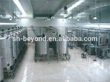 pasteurized milk processing machine