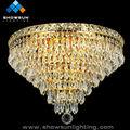 8 lichtdecke kristall lampe made in china