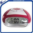 LCD talking table clock