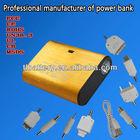 newest design universal mobile power bank 5000mah