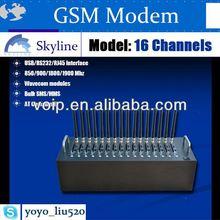 Linux support gsm modem pool TCP IP GPRS wavecom wavecom fastrack m1306b usb modem
