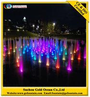 Landscape Invisiable Fountain Water Play Fountain
