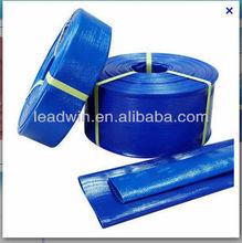 Underground pumping Soft PVC Layflat Hose Garden Water