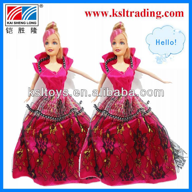 fashion baby doll for kids,pretty girl doll toys