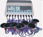 2014 newest Home-use electrode pad slimming machine electric muscle stimulated EMS B-333/T-502(suit for salon)
