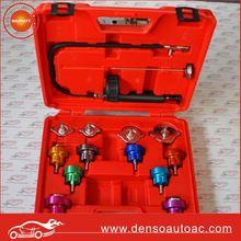 Automotive water Tank leak pressure detector Automotive Universal Radiator Pressure Tester Kit (Simply Type)