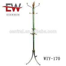 Wholesale stainless steel hooks marble base coat hanger