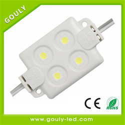 3 led smd 3528 abs injection led module waterproof ip65 12v