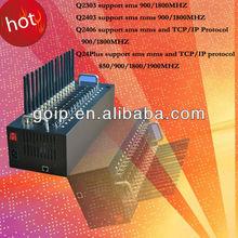 16 ports send sms in bulk edge/gprs/gsm wireless usb sms modem