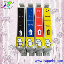 High quality compatible ink cartridge for Epson T0441 T04412 T0443 T0444