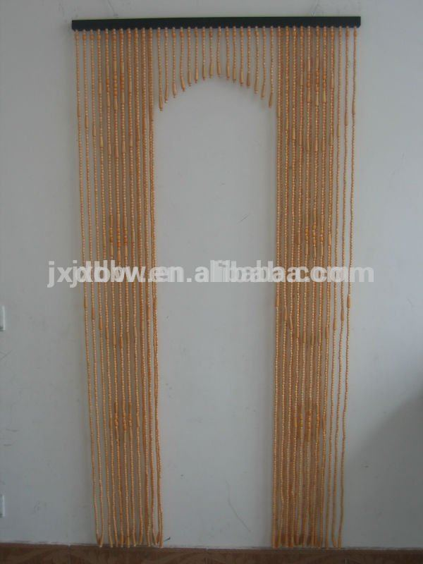 Wood And Bamboo Beaded Door Arch Curtain View Bamboo Arch Curtain Bamboo Arch Curtain Product