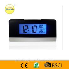 CE ROHS Certificate Discount STOCK LCD alarm clock