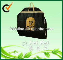 Black suit cover,garment bag
