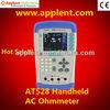 Hot Sale AT528 12V Battery Meter Digital for Storage Battery Production Line