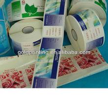hot designs label printing