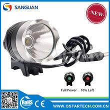 newest high power SG-B1000 led waterproof headlamp/bike light