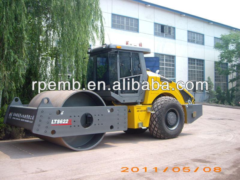 Original factory for Mechanic vibration new road roller priceLTD626H Single Drum Road Roller