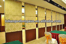 Movable Fabric Acoustic Panel Wall Partition for Hall