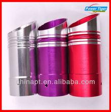 car colorful metal exhaust mufflers