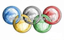 Flavour plain condom in high quality