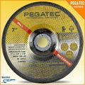 """7 """" inox discos de corte ( professionl ) con MPA EN12413"""