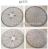 electric industrial fan grills