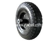 "13"" small pneumatic wheelbarrow wheels"
