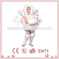 HI EN 71 children's snowflake christmas costume