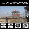 Huanghai marca pontón flota