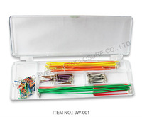 Standard Jumper Cable Wires with Colors 140pcs-wire