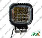 New design USA CREE 48W LED work Light Square spot/flood beam 4x4 off-road ATV, mining, motorcycle, boat