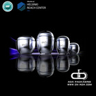 ADA-CP-604 30 50ml/luxury cosmetic jars/plastic jar wholesalers/cosmetic jar