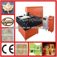 2015 Hot sale 300w/400w 18mm/20mm/25mm MDF/Balsa/Veneer/plywood/mould/Carton/Wood Die Board rotary Laser Cutting Machine Price