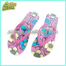 Ladies flip flop women fancy bedroom and swimming slipper