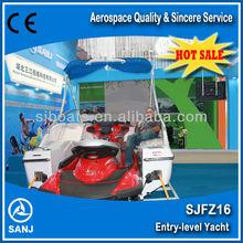 SANJ Combined boat-combined with SeaDoo&Yamaha jet ski