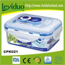 New fresh airtight air pump vacuum container food storage box