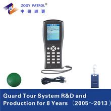 Intelligent Item Management LCD Display 125kHz RFID Security Patrol System