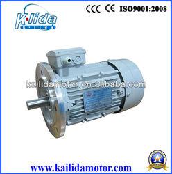 High torque motor,High efficiency,YX3-132M1-6,B5(Aluminum case)