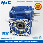 Chinese Mechanical Power Transmission NRV Series Aluminium Alloy Worm Wheel Speed Reducer for Automobile Industry