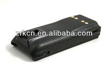 Two way radio battery NTN9816B Intrinsically Safe 1525mAh NiCd